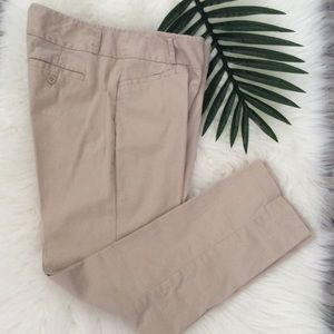 laundry by Shelli Segal Ankle Cropped Pants